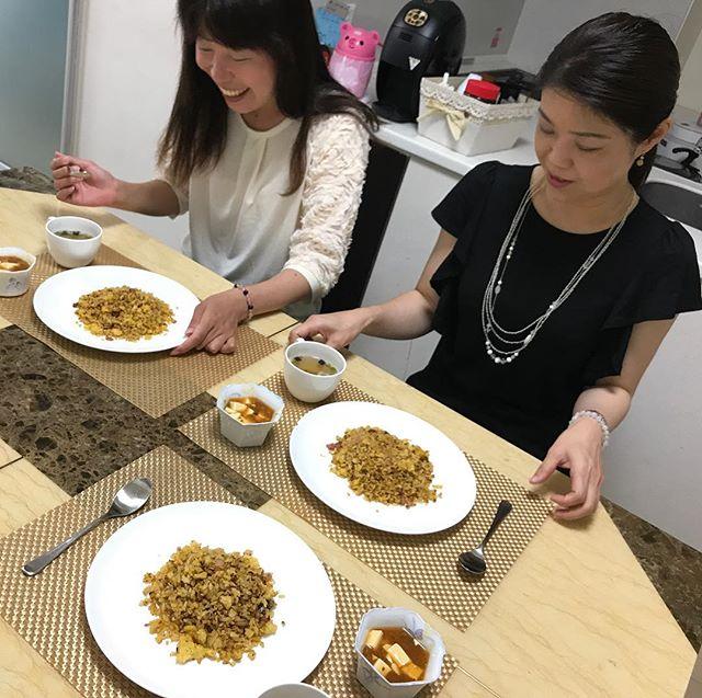 【社食】チャーハンセット