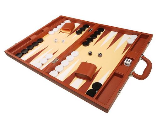 最古のボードゲーム/バックギャモン