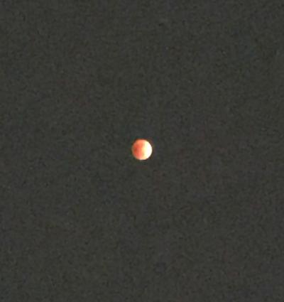 【清水空】月食の夜に